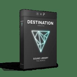The Producer School EVO x TPS Destination STMPD Style Pack WAV MiDi Serum Presets Project Files