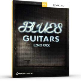 Toontrack Blues Guitar EZmix Pack [WiN]