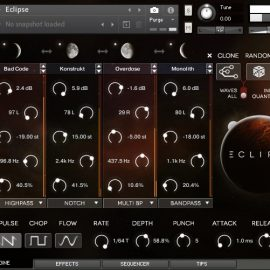 Wide Blue Sound ECLIPSE v1.2.0 KONTAKT