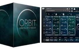 Wide Blue Sound Orbit v1.3.0 KONTAKT