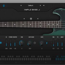 Ample Sound Ample Bass Jazz v3.1.0 (WIN+MAC)