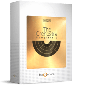 Best Service The Orchestra Complete 2 KONTAKT Update ONLY