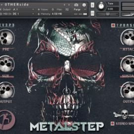 Freaky Loops Metalstep KONTAKT