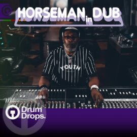 Drumdrops Horseman in Dub WAV