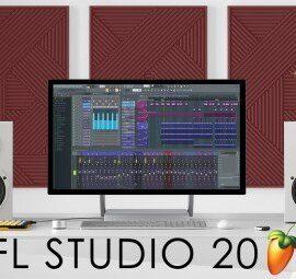 Image-Line FL Studio Producer Edition + Signature Bundle v20.7.2.1852 Free Download