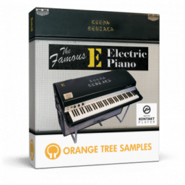 Orange Tree Samples The Famous E Electric Piano KONTAKT
