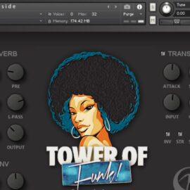 Organic Loops Tower Of Funk KONTAKT