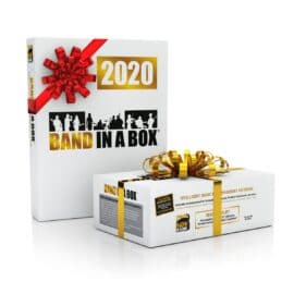 PG Music Band-in-a-Box 2020 Pro Free Download
