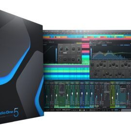 PreSonus Studio One 5 Professional v5.1.0 Incl Patched and Keygen-R2R
