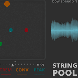 sound DUST STRINGPOOL KONTAKT