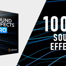 AEJuice Sound Effects Pro WAV