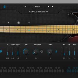 Ample Sound Ample Bass P v3.2 (WIN-MAC)