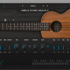 Ample Sound Ample Ethno Ukulele v3.3 [WiN+MAC]