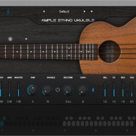 Ample Sound Ample Ethno Ukulele v3.3 [WiN+MAC]