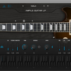 Ample Sound Ample Guitar LP v3.2 (WIN-MAC)