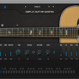 Ample Sound Ample Guitar M v3.3 [WIN+MAC]