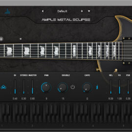 Ample Sound Ample Metal Eclipse v3.1.0 [WIN-MAC]