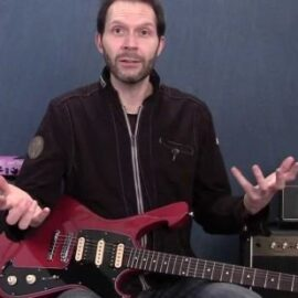 Artistworks Paul Gilbert Online Rock Guitar School Fundamentals