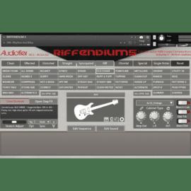 Audiofier Riffendium 5 KONTAKT