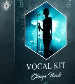 Ghosthack Sounds Vocal Kit Oliviya Nicole WAV
