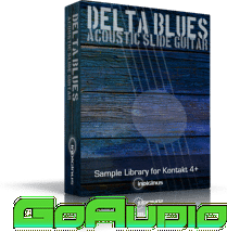 Indiginus Delta Blues Acoustic Slide Guitar KONTAKT