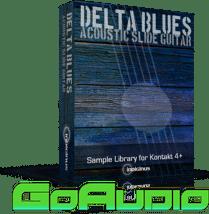 Indiginus Delta Blues Acoustic Slide Guitar KONTAKT
