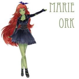 Karoryfer Merie Ork v2.000-R2R