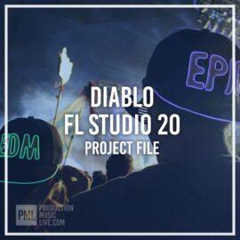 Production Music Live DIABLO EDM – FL Studio 20