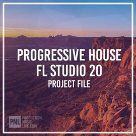 Production Music Live Lift – Progressive House Fl Studio Project File