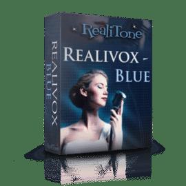RealiTone RealiVox Blue KONTAKT