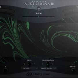 Sample logic Trailer Xpressions 3 KONTAKT