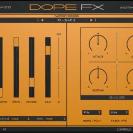 StudioLinked Dope FX v1.0 [WiN-MAC]