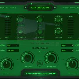 StudioLinked Trap Plucks v1.0 [WiN-MAC]
