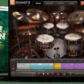 Toontrack Latin Cuban Drums EZX (SOUNDBANK)