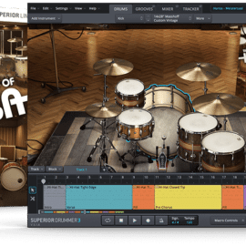 Toontrack The Rooms of Hansa SDX Library v1.0.1 Update Only