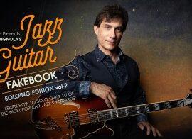 Truefire Frank Vignola Jazz Guitar Fakebook Soloing Vol. 2 TUTORiAL