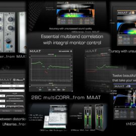 Maat Digital Plugins Bundle 2020 [WiN]