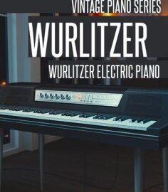 8dio Studio Vintage Series Wurlitzer Electric Piano KONTAKT