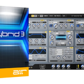 AIR Music Technology Hybrid v3.0.7 R2-R2R