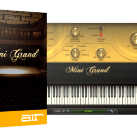 AIR Music Technology Mini Grand v1.2.7 R2-R2R