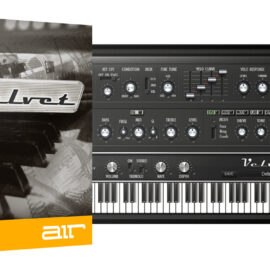 AIR Music Technology Velvet v2.0.7 R2-R2R