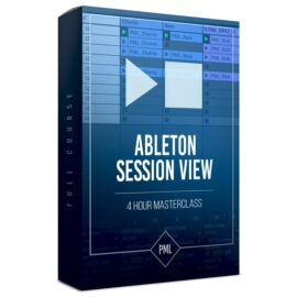 Production Music Live Ableton Session View Course
