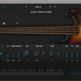 Ample Sound Ample Bass Jaco Fretless v3.2.0 [WIN+MAC]