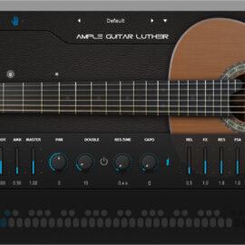 Ample Sound Ample Guitar L v3.3.0 [WIN+MAC]