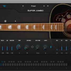 Ample Sound Ample Guitar Super Jumbo v3.3.0 [WIN-OSX]