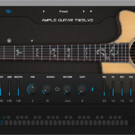 Ample Sound Ample Guitar Twelve v3.3.0 [WIN+MAC]