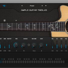 Ample Sound Ample Guitar Twelve v3.3.0 [WIN+MAC]