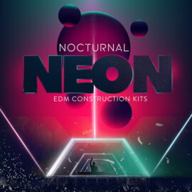 Big Fish Audio Nocturnal Neon: EDM Construction Kits MULTiFORMAT