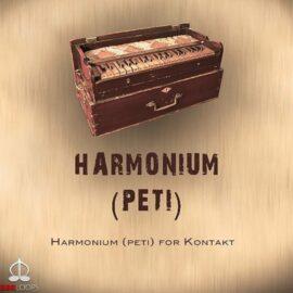 GBR Loops Peti Harmonium Liabrary KONTAKT