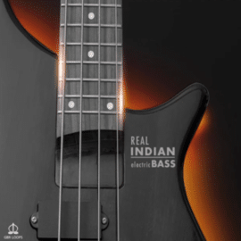 Gbrloops Indian Real Electric Bass KONTAKT